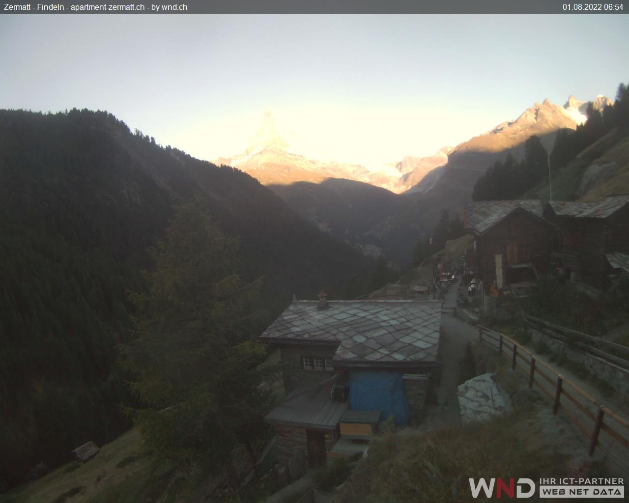 Findeln (2,050 m) webcam